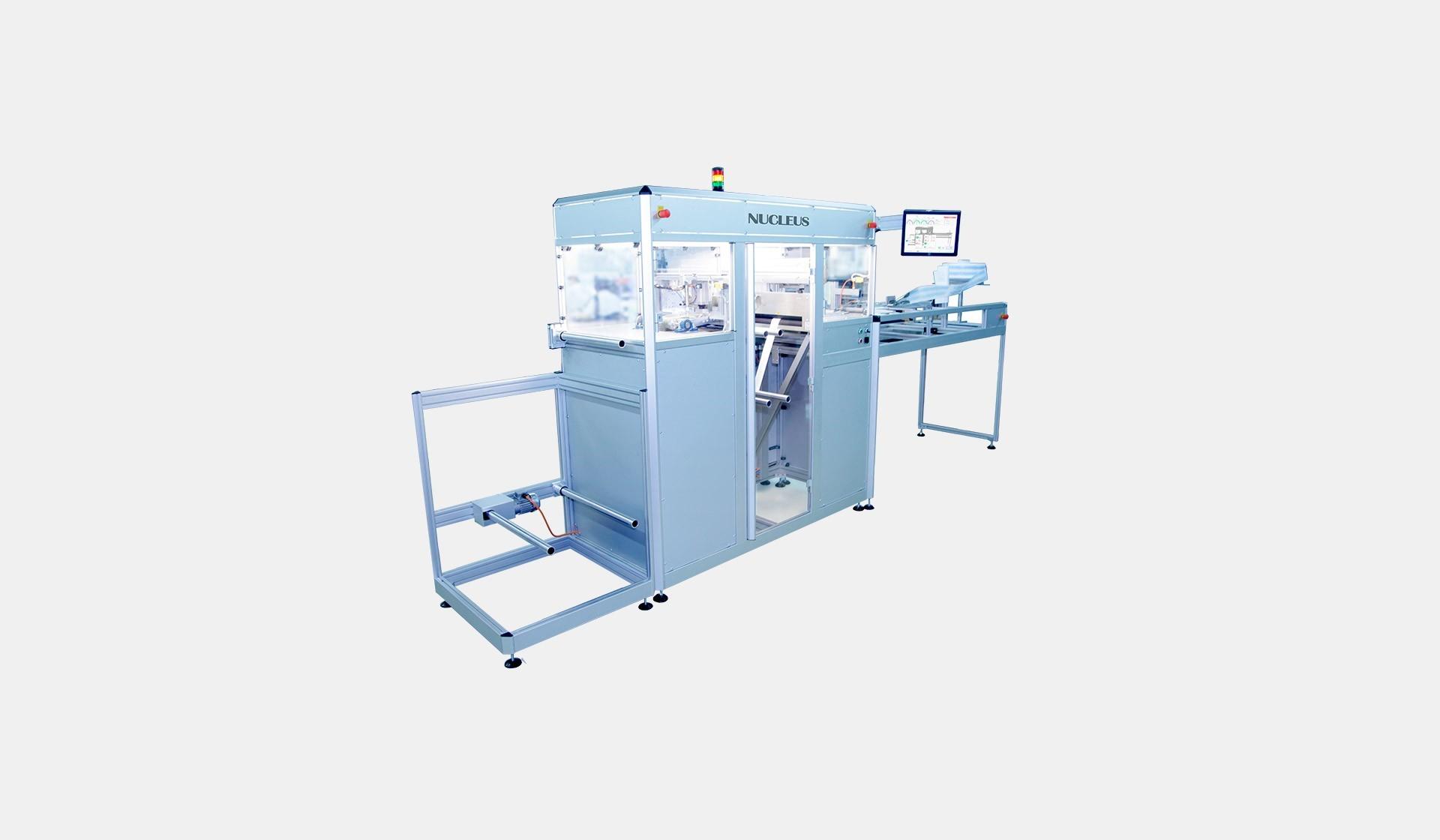 Schlauch-/Beutelproduktionsmaschine