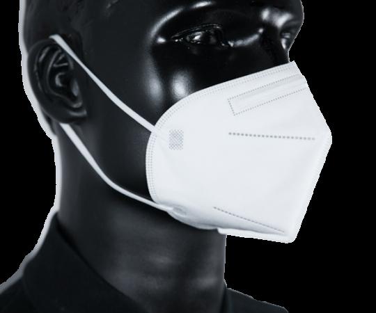 FFP2-Maske mit Ohrgummi