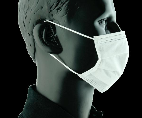 OP-Maske mit Gummizug